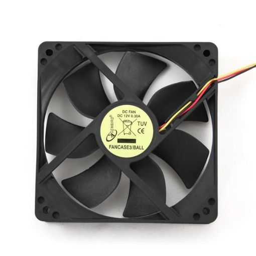 Picture of GEMBIRD ventilátor do skříně 120x120 kuličkové ložisko