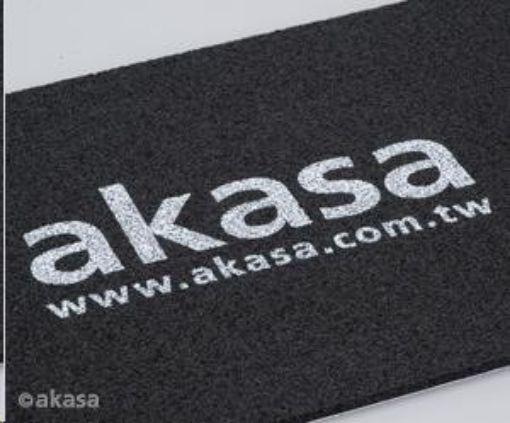 Picture of AKASA odhlučňovací sada  PaxMate Plus, 4ks antivibrační a zvuk redukující pěny